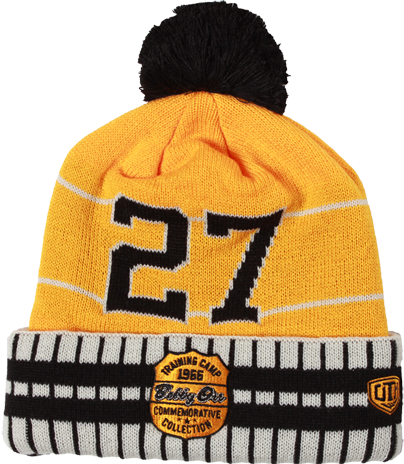 Orr's Commemorative #27 Knit Hat