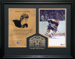 Bobby Orr Hockey Hall of Fame Virtual Tribute & Etched mats