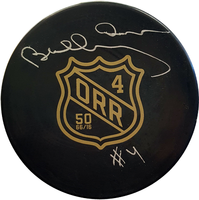 50th Anniversary Puck - Unframed