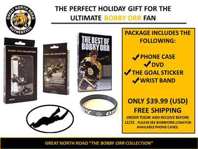 The Bobby Orr Collection