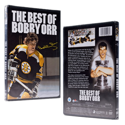The Best of Bobby Orr DVD
